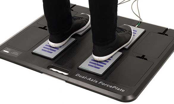 E-LINK Dual-Axis ForcePlates for COVID-19 Rehab