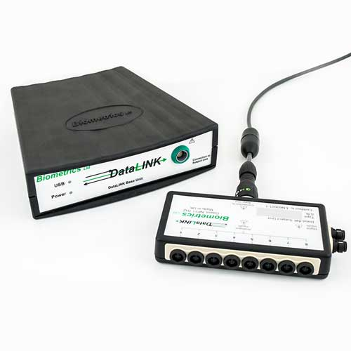 DataLINK DLK900 Base Unit and Subject Unit