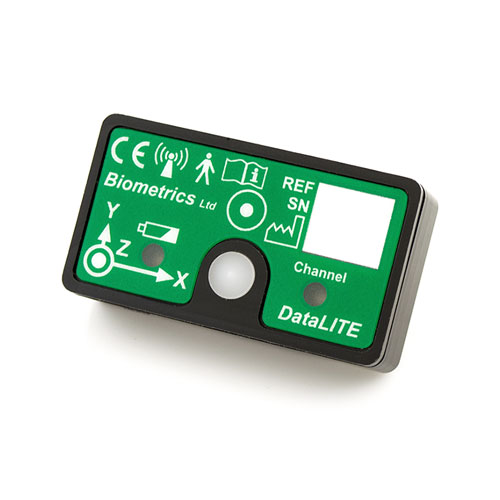 Wireless DataLITE Accelerometer